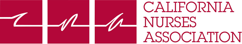 California Nurses Association logo