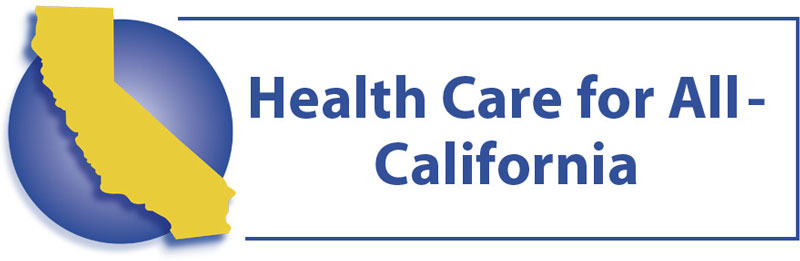 Health Care for All - California logo