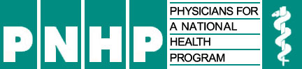 Physicians for a National Health Program logo
