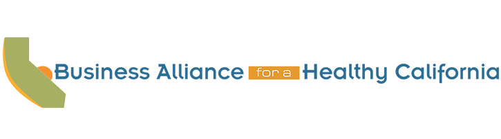 Business Alliance for a Healthy California logo
