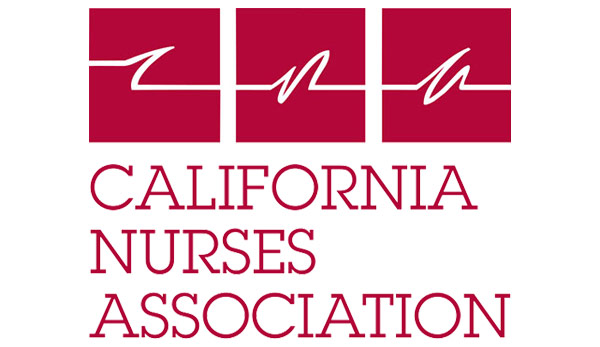 California Nurses Association logo
